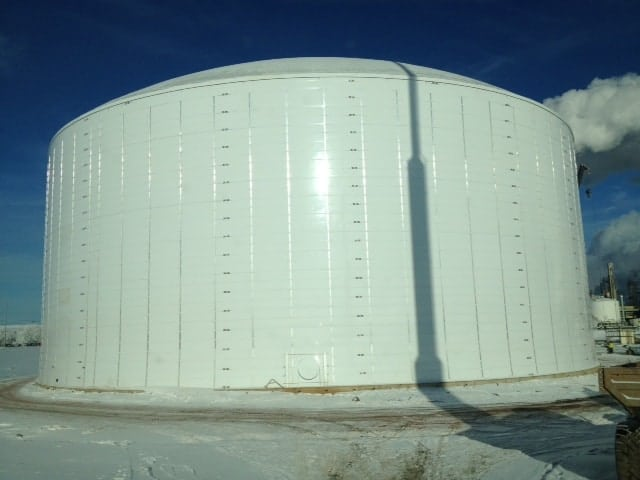 cold tank insulation