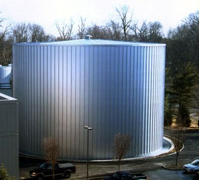 storage tank insulation